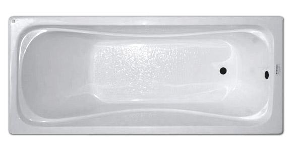 'Ванна Стандарт - 170х70 Экстра (глубина 44 см)