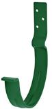 Аквасистем Крюк крепления желоба короткий, система 90/125 (зеленный)