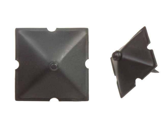 'Гвозди декоративный чёрный 40 мм 3-40
