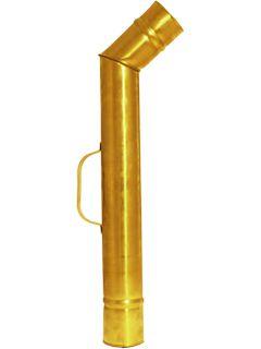 Труба самоварная D-73мм латунь (90)