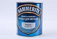 Хаммерайт краска 2,5 л серебристая гладкая