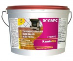 Мастика термостойкая Боларс Kamin-Fix 9кг универсальная клеящая