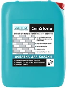 Добавка для кладки CemStone 5 л CEMMIX