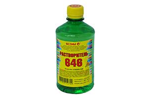 Растворитель 646 0,5 л (Россия)
