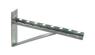 'Кронштейн KRON-U-образный 300мм