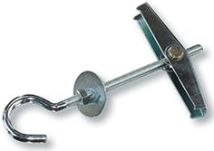 Дюбель складной пруж. 3х50 (2шт )