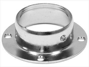 Штангодержатель для трубы д 25 хром  (45р.)