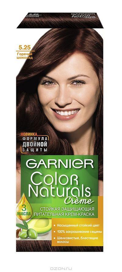 Краска для волос GARNIER Горячий Шоколад №5,25