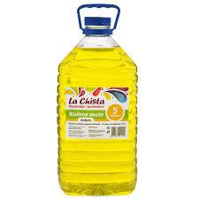 Жидкое мыло La Chista Лимон 5 л
