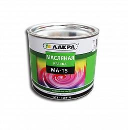 'Краска МА-15  1,9 кг Зеленый Лакра