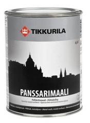 'Краска Пансаримаали п/глянцевая 0,9л (Финляндия)