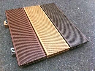 Террасная доска (Хольцпласт) 26х162х4000 мм