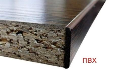 Кромка ПВХ-мягкая венге 5м