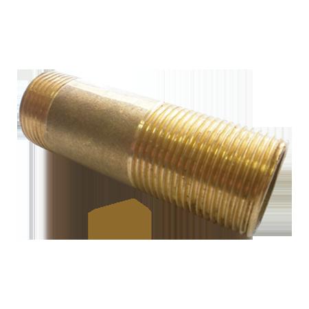 Сгон 1/2*150 мм латунь