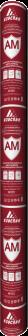 'Изоспан Изоспан АМ (гидро-ветрозащитная паропроницаемая 2-слойная мембрана) (рулон-1,6х43,75 м, 70 м.кв.)