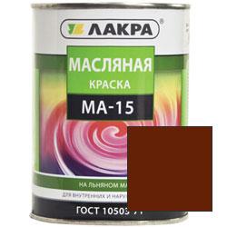 'Краска МА-15  1,9 кг  Сурик Лакра