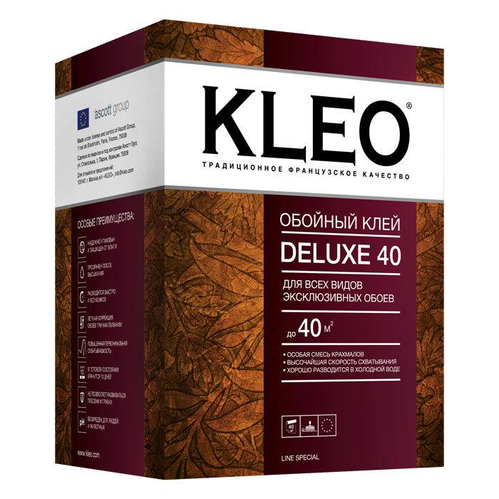 Клей для обоев KLEO DE LUXE 35-40 м.кв.