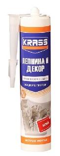 Клей монтажный KRASS Лепнина декор 300 мл