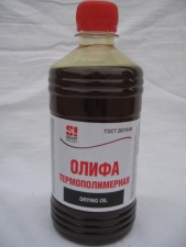 Олифа Оксоль 1 л Простоколор