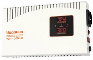 Стабилизатор Ударник УСН 1000 НС,39445