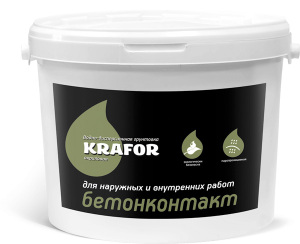 Бетоноконтакт KRAFOR 18кг