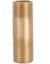 Сгон 1/2*100 мм латунь