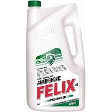 Антифриз FELIX prolonger 5 кг (зеленый)