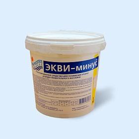 Маркопул Кемиклс/регулирование pH/ Экви-Минус 1кг порошок (415р.)
