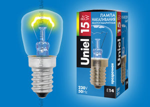 'Лампа для холодильника Т26 CL 15,25 E14