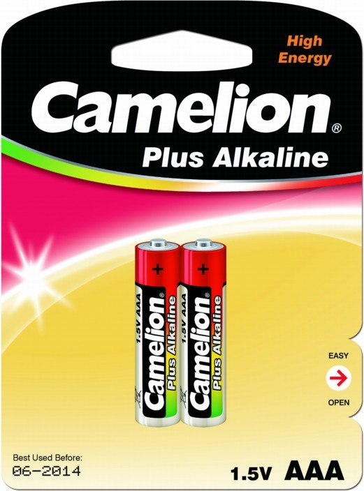 Батарейка мизинец Camelion Alkaline