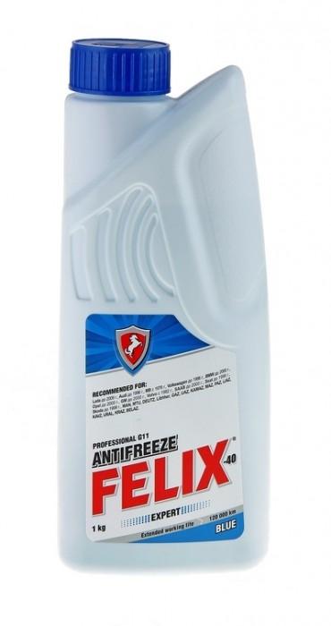 Антифриз FELIX exspert 1 кг (голубой)