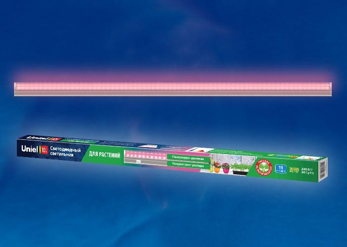 Светильник для растений Юниэль ULI-P20-10W/SPSВ IP40 Белый