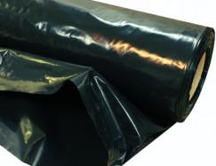'Пленка полиэтиленовая 1500х150 мкр рукав (черная)