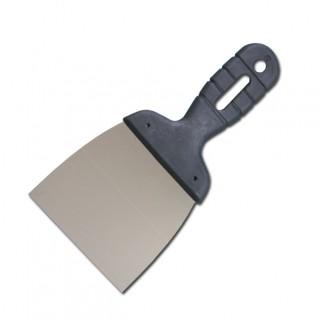 Шпательная лопатка 80 мм с ручкой 1201008