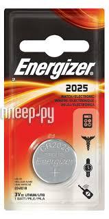 Батарейка литиевая*10 ENR CR 2025 1шт