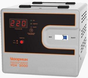 Стабилизатор Ударник УСН 3000,39436
