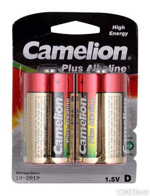 Батарейка большая Camelion Alkaline