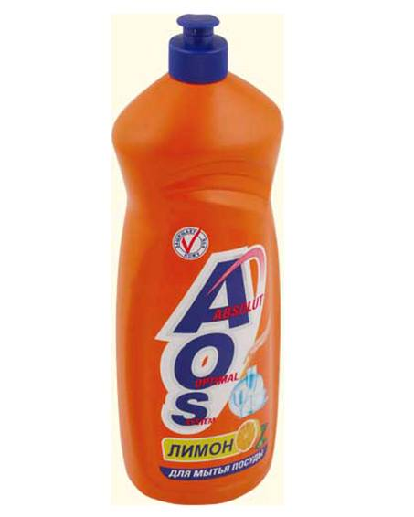 АОС жидкость для посуды Лимон 1 л