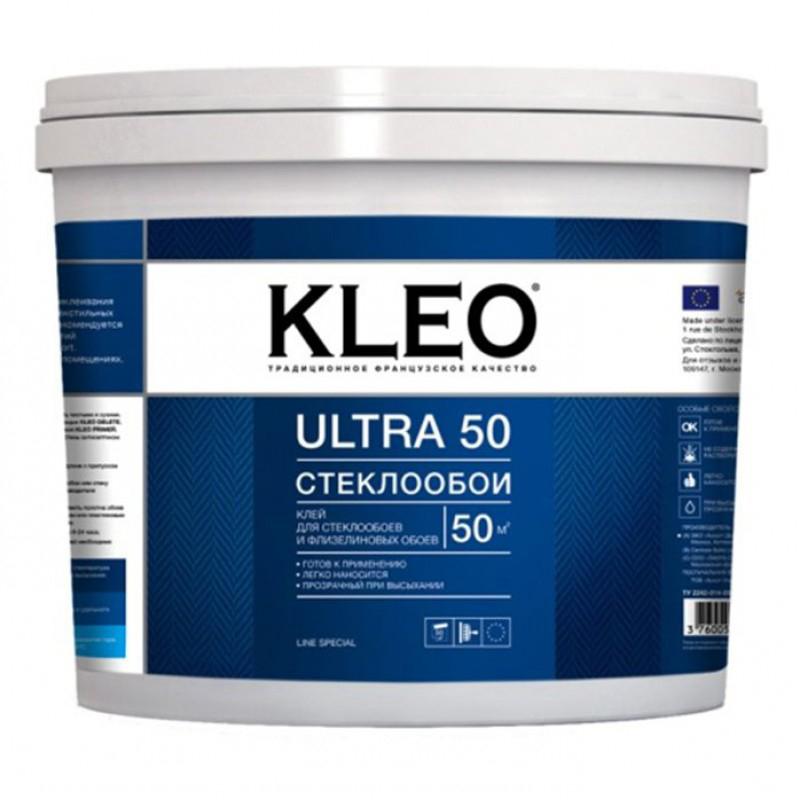 Клей для стеклообоев KLEO Ультра 50м2 готовый