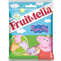 Мармелад жеват Фрутелла свинка Пеппа 150гр