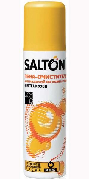 'Пена очиститель Салтон для изд. из кожи и ткани