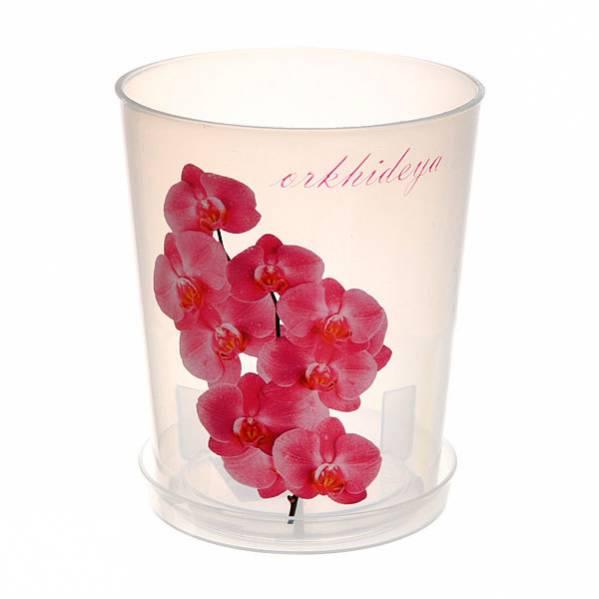'Горшок для орхидей 1,2л 1603