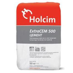 Цемент М-500 50 кг ПЦ500-I 42.5 H (Коломна)