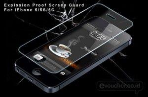 'Стекло Защитное 0,3мм на Iphone 4