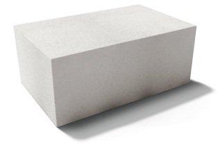 Блок из ячеист.бетона 600х400х250 мм М-500, мороз-35 циклов, куб=16,6шт.