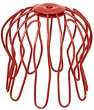 Аквасистем Сетка паук 90/125 (красно-коричневый)