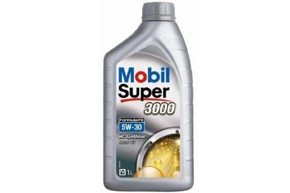 Масло моторное Mobil Super 3000 Х1 FE 5w30 1л (600р.)