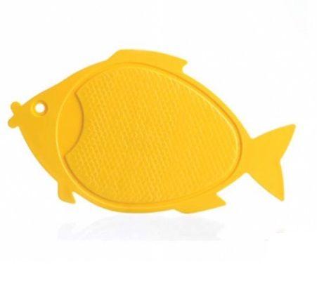 Доска разд.рыбка микс 084