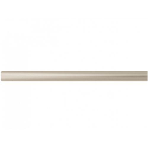 'Труба d 16 мм серебро/матовое 2,4 м