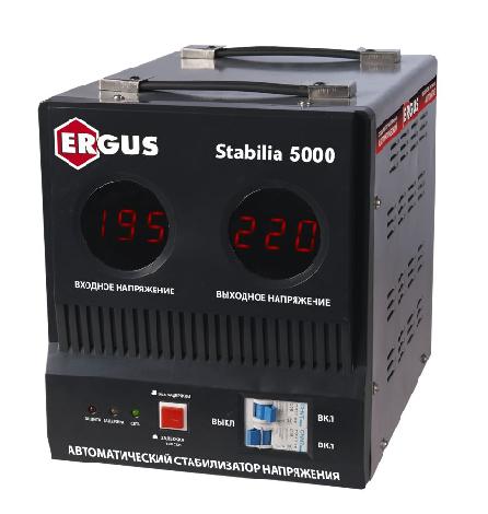 Стабилизатор ERGUS Stabilia 5000